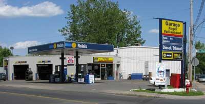 Garage roger vaillancourt inc la station services for Garage centrale auto dijon